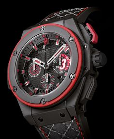 """Hublot Genève's Miami Heat Partnership - Today on aBlogtoWatch.com """"In February 2010, Hublot announced that HEAT guard, Dwyane Wade, would join the 'Hublot family', a highly elite circle of Hublot ambassadors who are living legends in their respective disciplines. Wade's commitment to excellence, which he strives for on and off the court, and his passion for the sport, parallels Hublot's vast achievements in fine watch making..."""""""