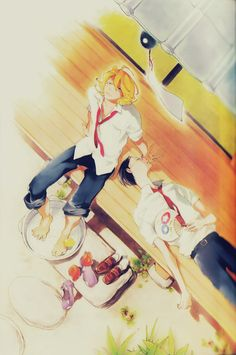 Doukyuusei a Shounen-Ai Anime without the troops of the genre. Click the link an. - Shounen And Trend Manga