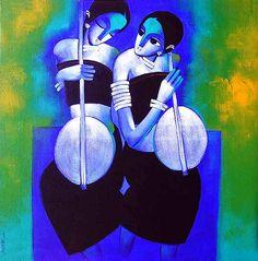 Arvind Kolapkar Painting - SuchitrraArts.com