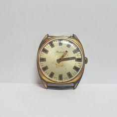 Sale 33% OFF - Unique RAKETA - Antimagnetic - Working - Russian wind up watch USSR - Men's Watch - Working Watch - Vintage Watch - 1960s