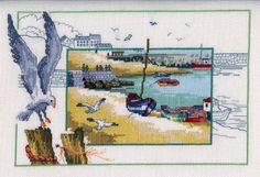 BEACH LANDSCAPE 1-4