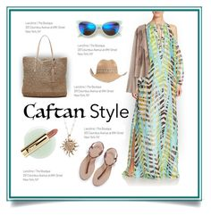 """""""Caftan Style"""" by patricia-dimmick on Polyvore"""