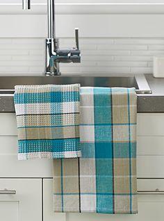 Shop Kitchen Linens & Tea Towels Online in Canada