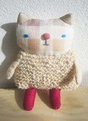 ◉◡◉ kitty cat art doll ◉◡◉◉◡◉ 妙薬の記憶: マスコット人形