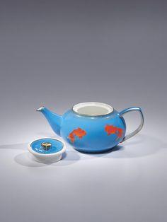 Shanghai Tang Goldfish Teapot