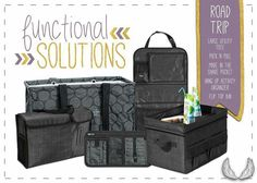 Thirty-One Functional Solutions - Road Trip www.mythirtyone.com/pustejovskybags