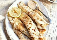 Traditional South African Pancakes