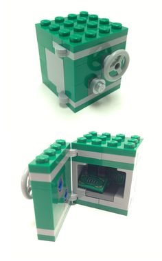 LEGO® Safe | par BrickWorm