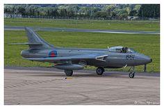 Hawker Hunter GA.11 XE685 861