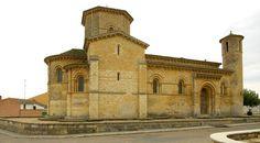 Iglesia de San Martín de Frómista. Palencia © Junta de Castilla y León