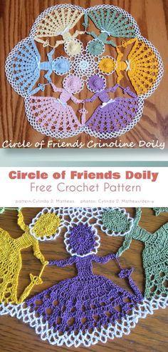 Free Crochet Doily Patterns, Crochet Doily Diagram, Crochet Motif, Easy Patterns, Thread Crochet, Crochet Crafts, Crochet Projects, Crochet Bedspread Pattern, Crochet Dollies
