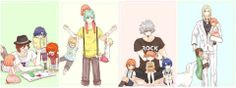 STARISH, Quartet Night and Haruka