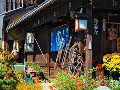 昔ながらの街並みが続く宿場町。岐阜県「馬籠宿」でタイムスリップ観光