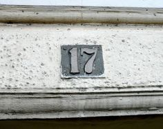 Hamburg Vorwerkstraße house number 17 - Germany by temp13rec., via Flickr