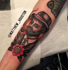 Afbeeldingsresultaat voor dapper men beard tattoo