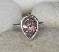 Unique Engagement Ring Promise Ring Statement Ring by Belesas