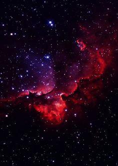 Cave Nebula.