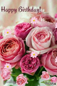 Rose Peony Happy Birthday Gif birthday happy birthday happy birthday wishes birthday quotes happy birthday quotes happy birthday pics birthday gifs happy birthday gifs birthday images birthday animations birthday image quotes happy birthday image Happy Birthday Flowers Wishes, Happy Birthday Greetings Friends, Happy Birthday Rose, Happy Birthday Wishes Images, Happy Birthday Video, Happy Birthday Celebration, Birthday Blessings, Happy Birthday Pictures, Birthday Wishes Cards