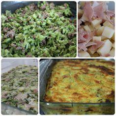 zucchine  riso al forno ricetta semplice IL MIO SAPER FARE