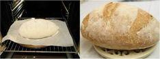 Recept na chutný domáci chlieb bez konzervantov. Vydrží chrumkavý až týždeň. - Onlineslečna Hamburger, Bread, Food, Meal, Hamburgers, Essen, Hoods, Burgers, Breads