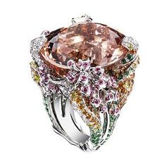 Victoire de Castellane  Dior Fine Jewelry Designer JEWEL ? MultyColor |Jewelry - Daily Deals| fine jewelry designers