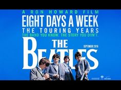 Documental de Beatles tiene fecha de estreno