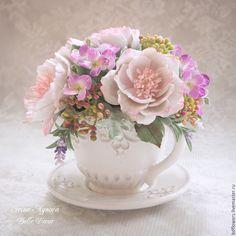 Royal Tea, Topiaries, Cold Porcelain, Gum Paste, Flower Photos, Afternoon Tea, Tea Pots, Clay, Cakes