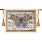 The Butterfly Dance II Tapestry Wall Hanging