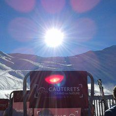 Latergram des vacances  chilling in @cauterets  #cirquedulys #cauterets #sportdhiver #ski #skiing #neige #snow #soleil #Sun #oklm #chilling #latergram #helloig #vacancesenfamille #nofilter #sansfiltre by lalou_lalere