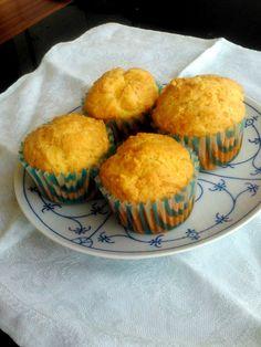 Sós muffin péksüti helyett Muffin, Pizza Recipes, Baked Goods, Quiche, Bread, Baking, Breakfast, Food, Morning Coffee