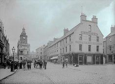 High Street, Dumfries 1895