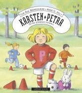 Petra sparker fotball av Tor Åge Bringsværd (Innbundet)