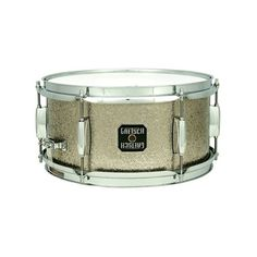 Gretsch S-0612S-GF Mahogany 12 x 6 Snare Drum in Gold Foil. #gretsch #snare #drum