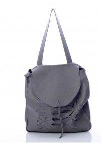 Grey Leather, Leather Shoulder Bag, Leather Backpack, Fashion Backpack, Backpacks, Handbags, Shoe Bag, Gray, Shoes