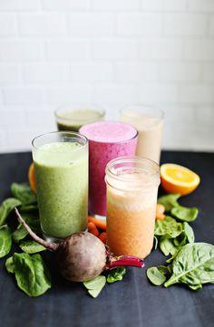 5 veggie-based breakfast smoothies f * food style диета, рец Healthy Recipe Videos, Healthy Recipes, Healthy Foods To Eat, Diet Recipes, Healthy Snacks, Brunch Recipes, Flour Recipes, Healthy Muffins, Healthy Eats