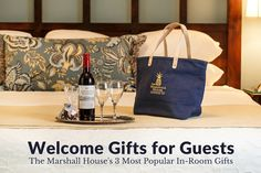 Give a Guest Welcome
