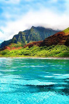 Napali, Kauai, #Hawaii #ocean #summer