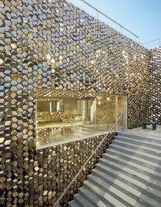 Obayashi House by Tadao Ando + Olafur Eliasson + Tokujin Yoshioka