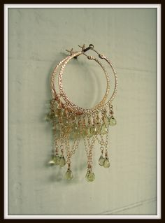 As gifted to Jenny McCarthy   #theartisangroup #jewelry #hoops