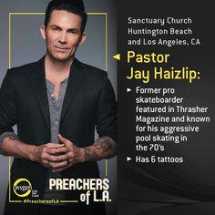 Preachers of L. Newest Tv Shows, Favorite Tv Shows, Preachers Of La, Thrasher Magazine, New Tv Series, Huntington Beach, Amazing Grace, Choir, Writer