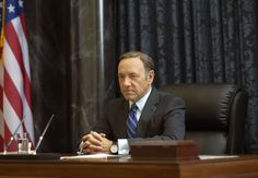 """Kevin Spacey's Hot 2016 Take: """"We Get What We Deserve"""" The House of Cards actor blames the media for turning the election into entertainment. Shows On Netflix, Movies And Tv Shows, House Of Cards Actors, Gq, House Of Cards Seasons, Blood On The Tracks, Frank Underwood, Mejores Series Tv, Interview"""