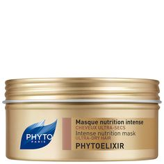 Buy Phytoelixir Intense Nutrition Mask (200ml) - luxury skincare, hair care, makeup and beauty products at Lookfantastic.com with Free Delivery.
