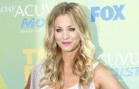 Kaley Cuoco 'Can't Stomach' TIME Magazine's Pit Bull Article   Ecorazzi