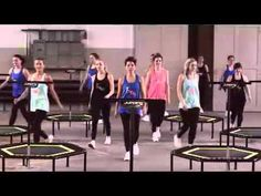 TANZ19 Jumping Fitness Choreographie / My Pain /