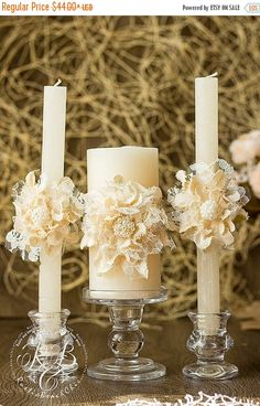 8% korting bruiloft eenheid kaars gepersonaliseerde bruiloft