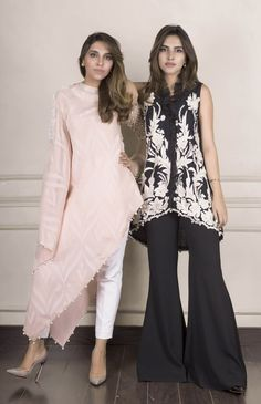 Pick of the Day feat. Sehrish Rehan's Exhibition Stylish Dresses, Simple Dresses, Beautiful Dresses, Pakistani Outfits, Indian Outfits, Baby Pink Dresses, Desi Clothes, Indian Couture, Western Outfits