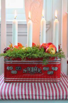Joulun odotusta, touhotusta ja iloista inspiraatiota