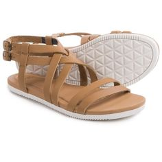 be9ad670688c Teva Avalina Crossover Leather Sandals (For Women) - Save 56% Sport Sandals