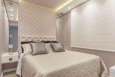 apartamento decorado quarto de casal pequeno cassia giacomazzi