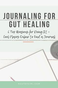Journaling for Gut Healing - A Gutsy Girl Bullet Journal Format, Girls Bible, Adrenal Fatigue, Live Happy, Gut Health, Ibs, Autoimmune, Plexus Products, Natural Healing